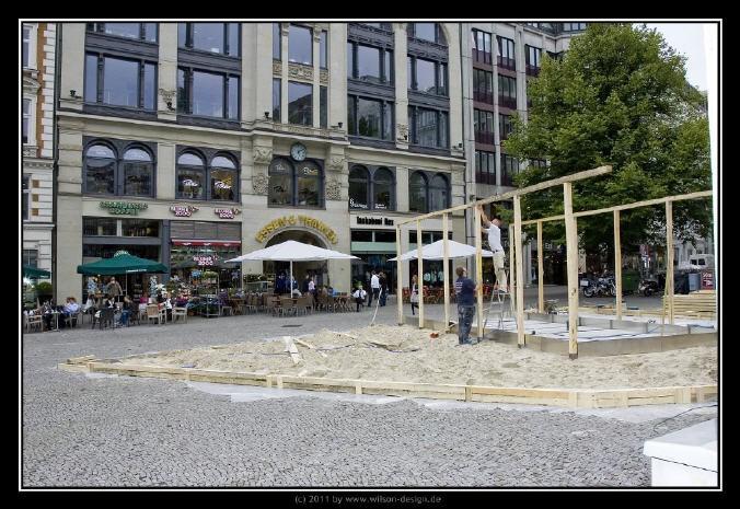SummerCity Hamburg Aufbau Bild5