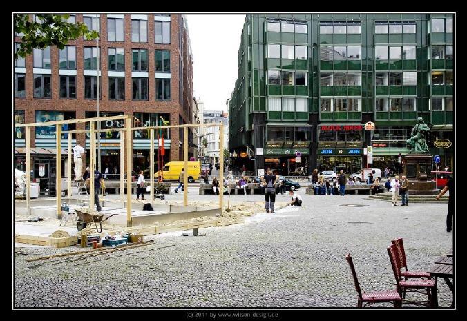 SummerCity Hamburg Aufbau Bild6